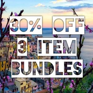 Bundle & save 🎉